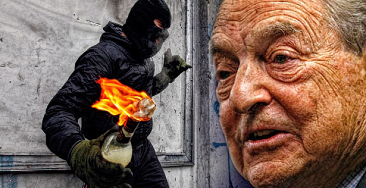 George Soros Has 200 Organizations To Attack America - Think About It News